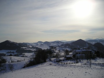 Rancho Comancho in bianco