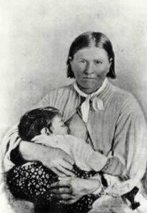 """La madre di Quanah, dopo la """"liberazione"""""""