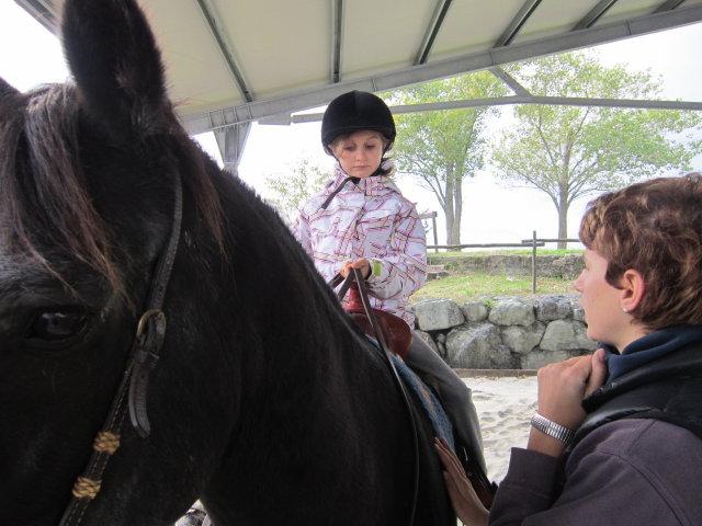 Grande cavallo, grande cavallerizza