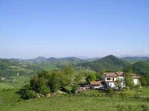 Rancho Comancho in verde