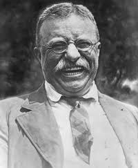 Il Presidente Theodore Roosvelt