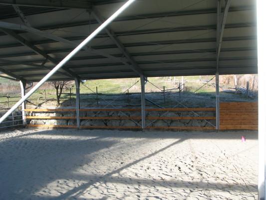 Le recinzioni finalmente sono terminate